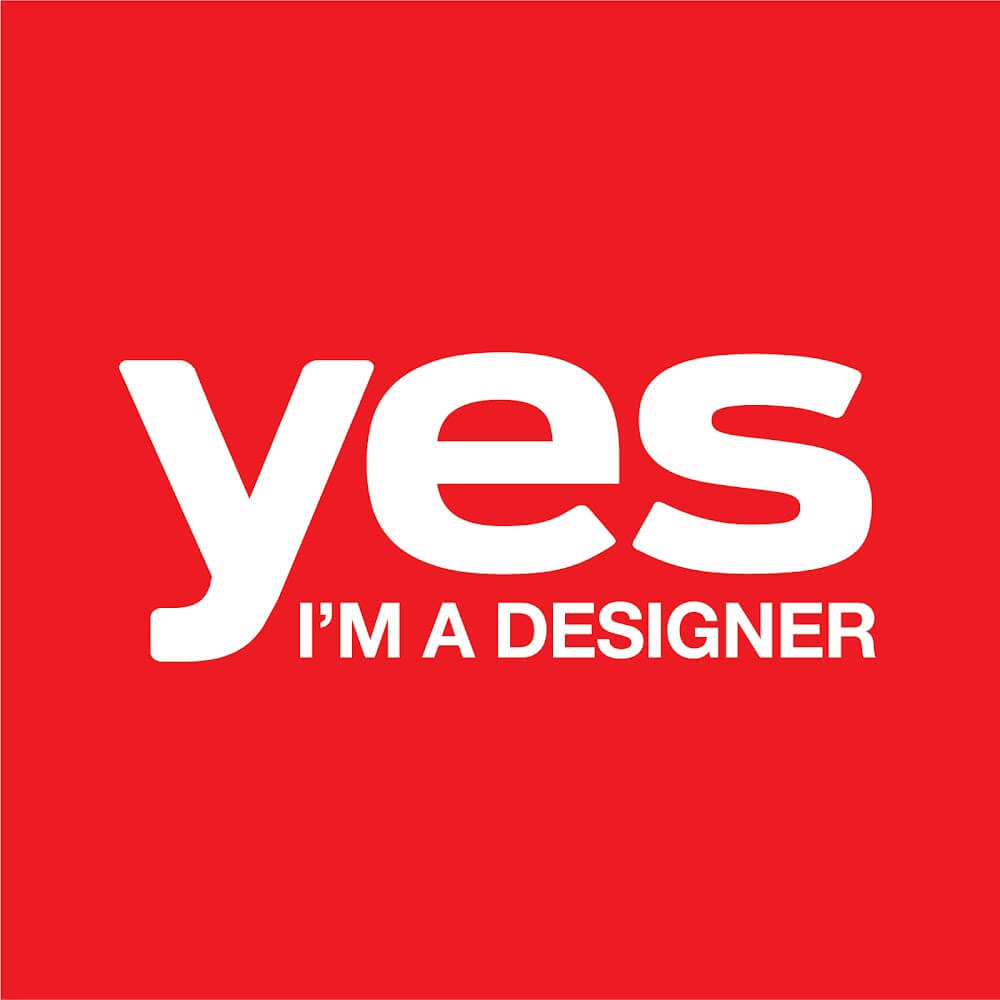 yes im a designer